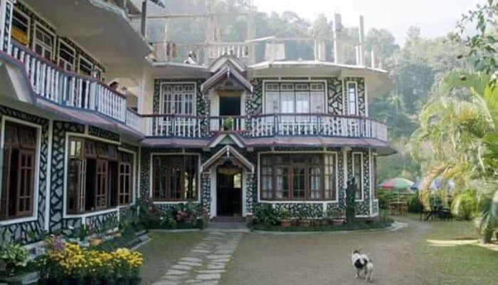 Bara Mangwa Orangevilla Homestay