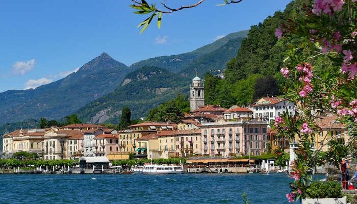 Bellagio- Una spettacolare città lacustre