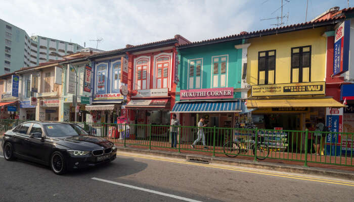 Serangoon North in Singapore