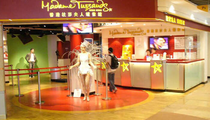 History Of Madame Tussauds Hong Kong