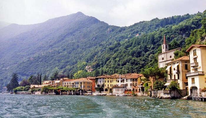 Lugano- La surreale bellezza svizzera