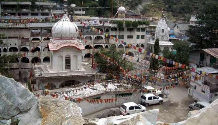 Manikaran Sahib In Manikaran