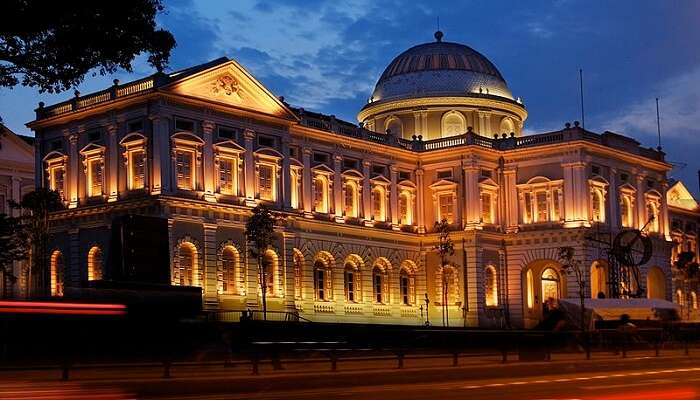oldest museum in Singapore