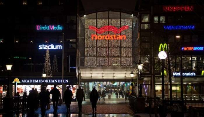 Nordstan Mall