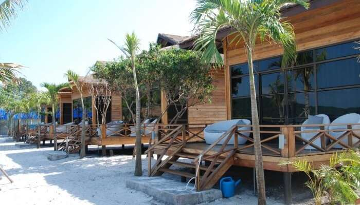 One Resort in Koh Rong Samloem Island