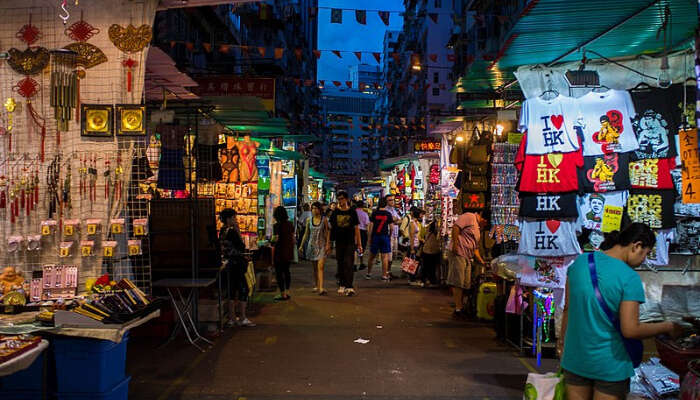 Tips for shopping at Temple Street Night Market1