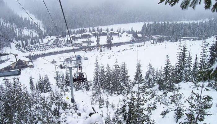 White Pass Ski Resort