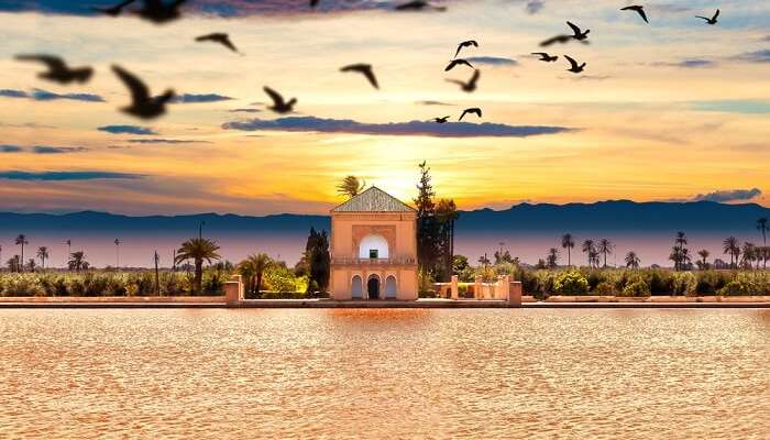 Best Places to visit in Marrakech