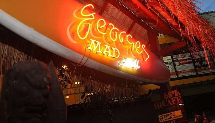 Georges Mad Grill
