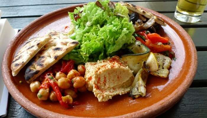 Egypt's sophisticated food