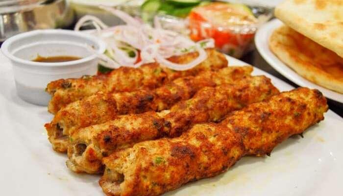 Shamyana Restaurant