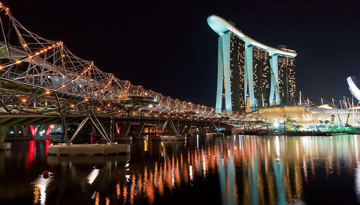 Top 3 Bridges Near Esplanade Theatres On The Bay Singapore