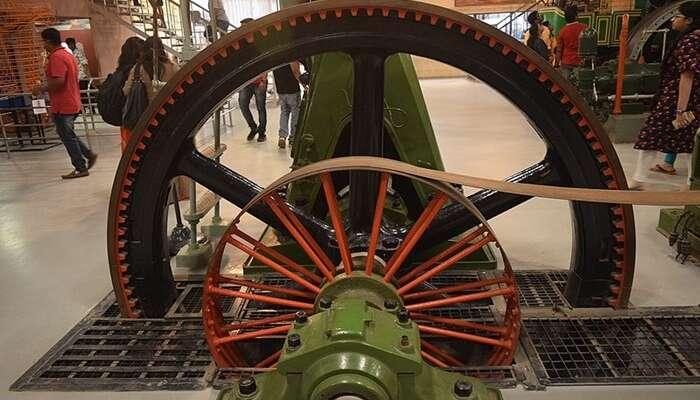 Visvesvaraya Industrial & Technological Museum