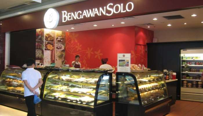 view of bengawan bakery