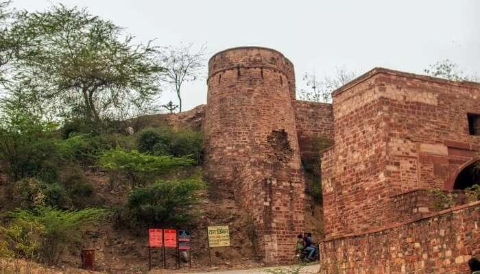 Baran's popular tourist attraction