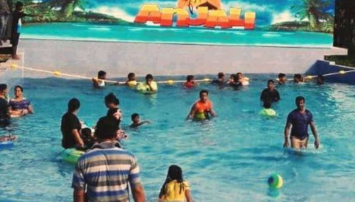 Anjali Water Park In Udupi