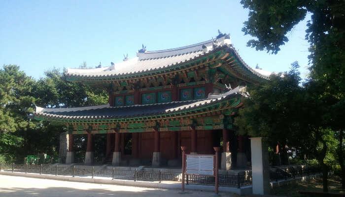 Busanjinjisenong Fortress