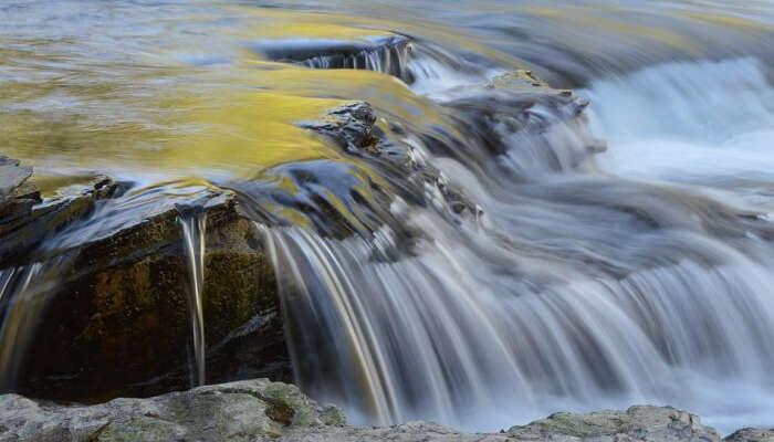 Dao Falls View