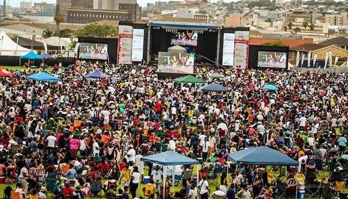 Ebubeleni Main Music Festival