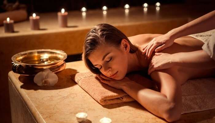 Enliven Yourself By Indulging In Yoga Or Spa Sessions