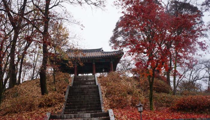 Gongju Gongsanseong Fortress