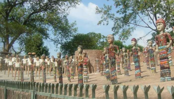 How To Reach Rock Garden In Chandigarh