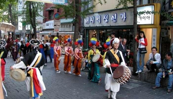 Insa-dong In Suwon