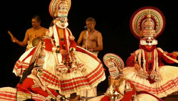 Kerala Kathakali Center