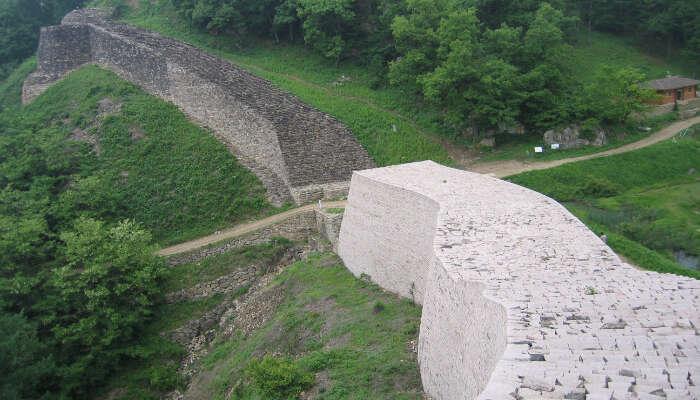 Samnyeon Sanseong Fortress