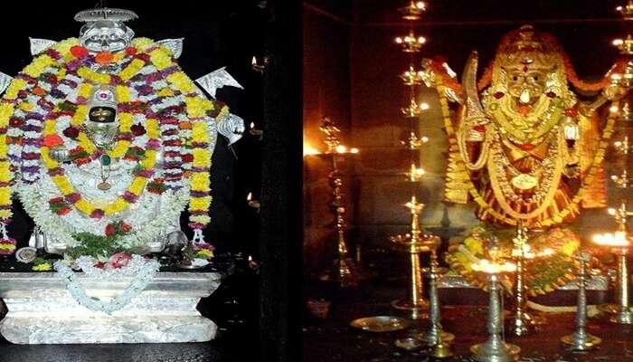 Shri Janardana and Mahakali Temple