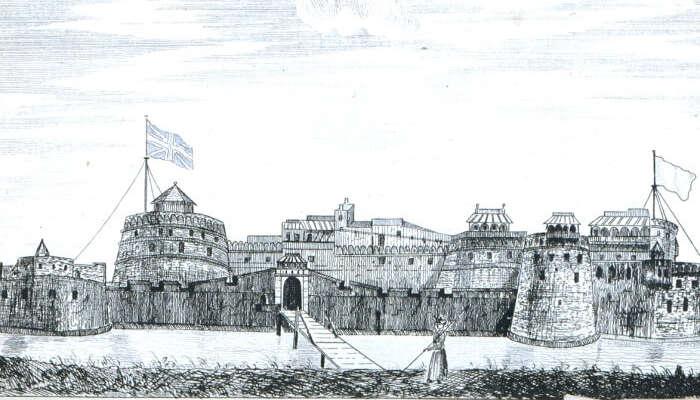 Surat Castle View
