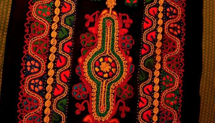 Traditional Palestinian Embroidery