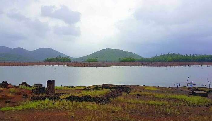 curdi goa submerged village