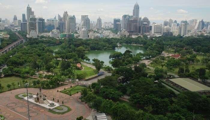 Best Time To Visit Lumpini Park