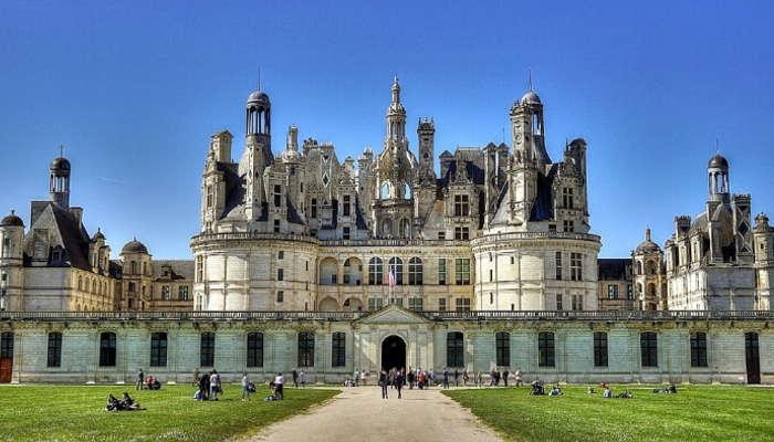 Chateau de Marais