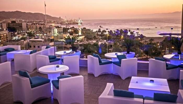 Diwan The View Rooftop Lounge