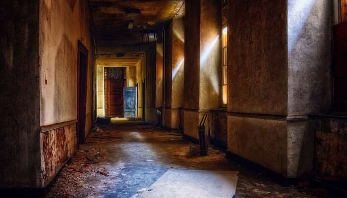 Ghost Palace Hotel, Bedugul