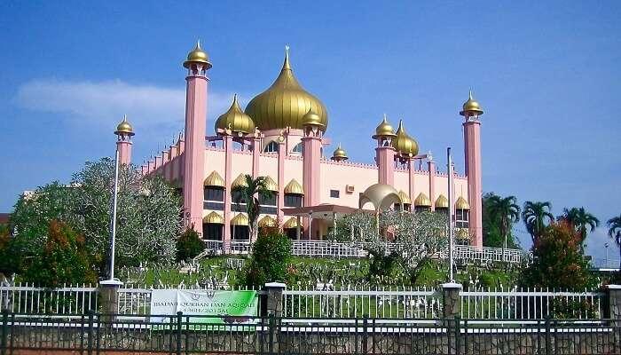 Kulching Mosque