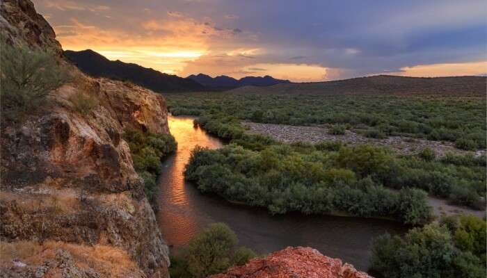 Salt River View