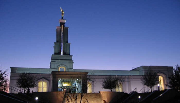 San Antonio Texas Temple View