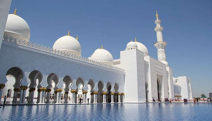 Sheikh Zayed Grand Mosque Centre – Admire The Religious Place