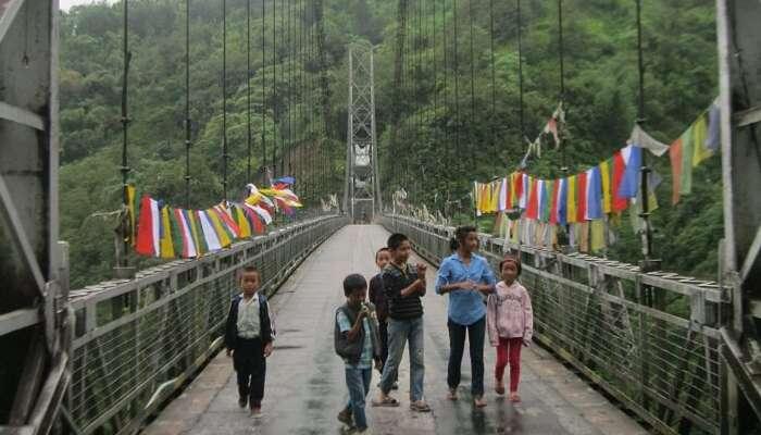 Singshore Bridge