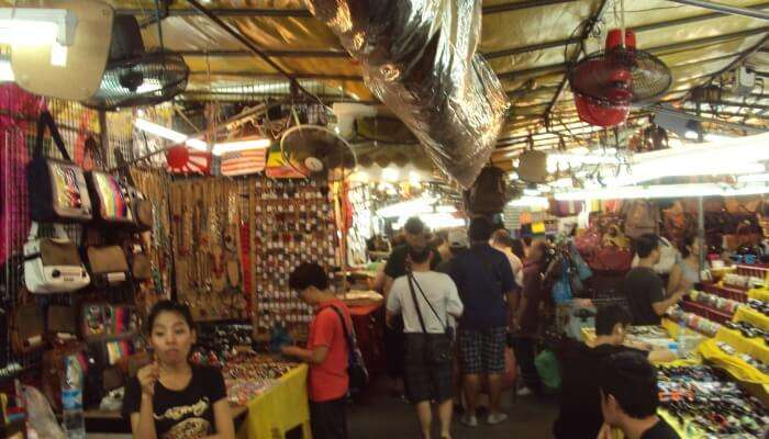 Visit The Colourful Patpong Night Market
