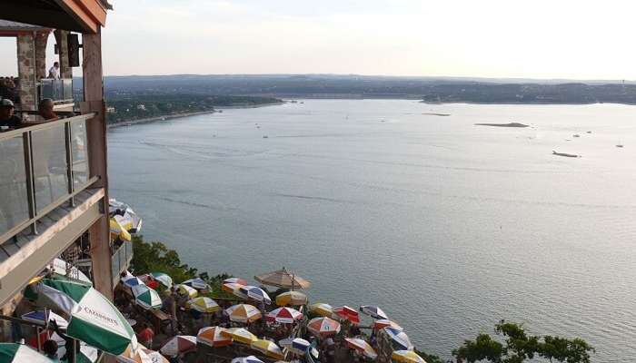 lake travis in Austin