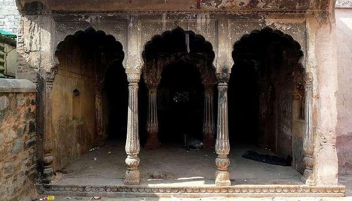 Fateh gumbad tomb