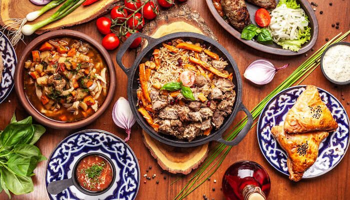 national food of Azerbaijan