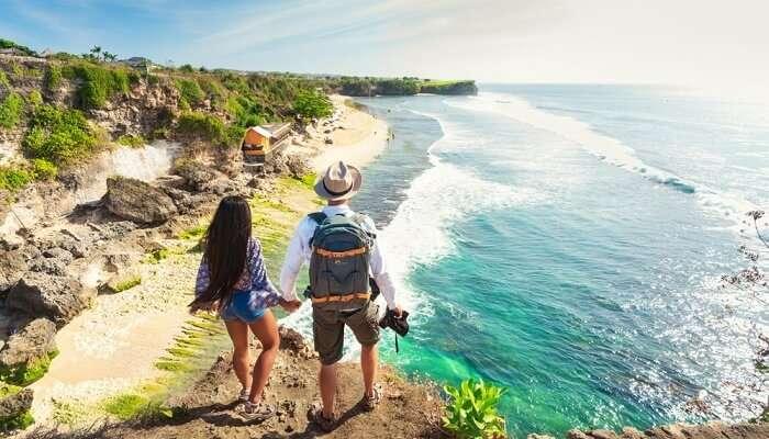 Balangan beach Bali