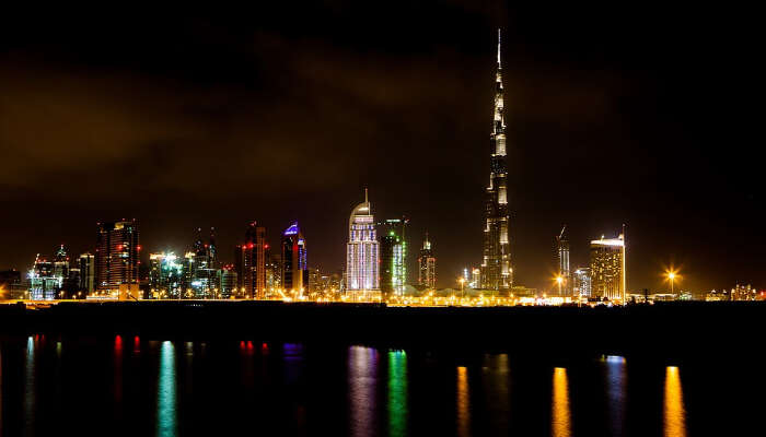 Burj Khalifa_ Look At The City