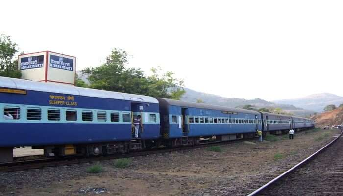Delhi To Goa Trains Timetable
