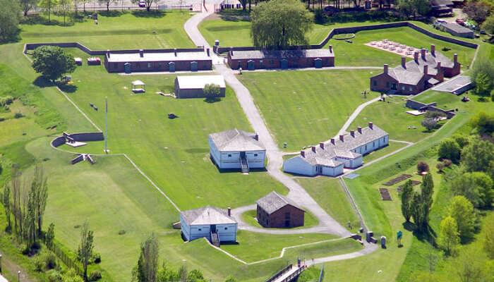 Fort York National Historic Site